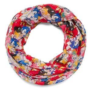 Sonic the hedgehog infinity scarf